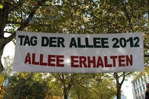 Tag der Allee 2012